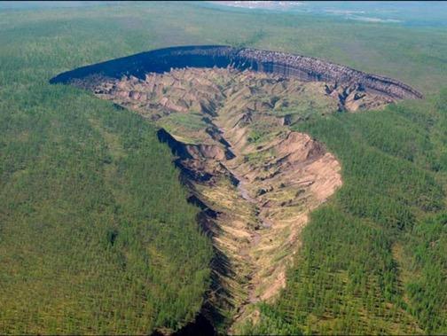 SiberiaCrater
